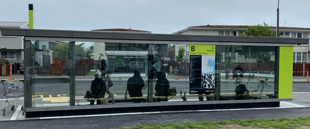 Kilbirnie Bus Stop