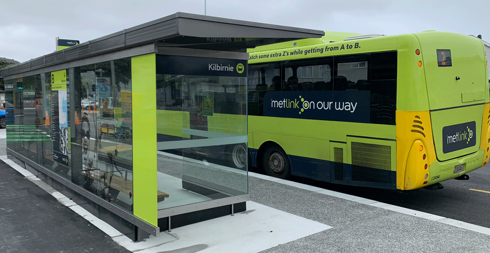 Kilbirnie Bus Stop North